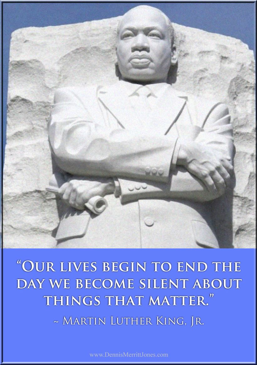 MLK—A Light in the Darkness
