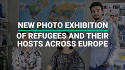 Refugees And The Families They Live With
