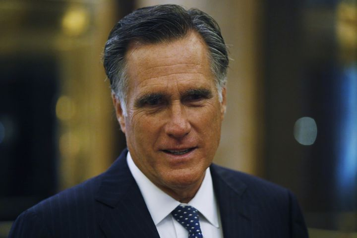 Former Massachusetts Gov. Mitt Romney (R) hassaid President Donald Trump's reported comments about Haitians and African