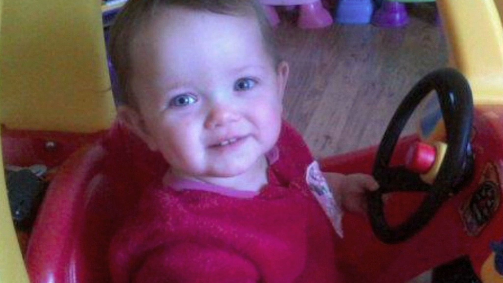 Toddler Poppi Worthington Was Sexually Abused Before She Died, Coroner