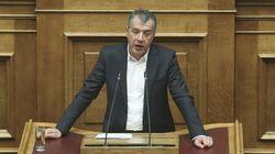 Θεοδωράκης: Κλείνετε τις μνημονιακές υποχρεώσεις με ένα νομοσχέδιο