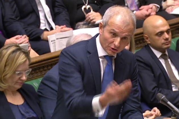 The PM's spokesman, David Lidington, has said that Carillion's top execs could face 'severe