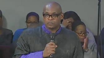 Pastor Maurice Watson of the Metropolitan Baptist Church in Largo Maryland spoke out against vulgar comments that were allegedly used against Haitians and Africans this week