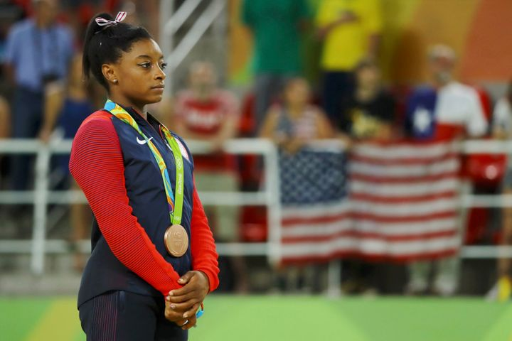 Simone Biles came forward on Monday with allegations of sexual abuse by former USA Gymnastics team doctor Larry Nassar.