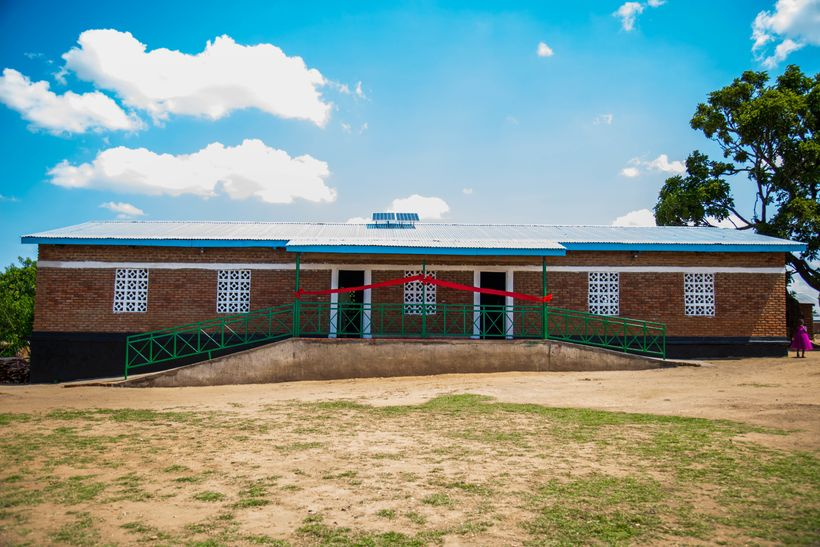 "Primary School built by <a rel=""nofollow"" href=""https://www.kumbalicontracting.com/"" target=""_blank"">Kumbali Contacting</a>."