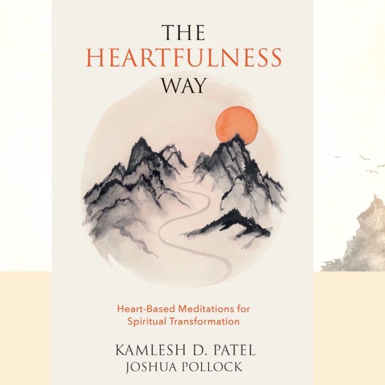 Buy your copy here - http://theheartfulnessway.com