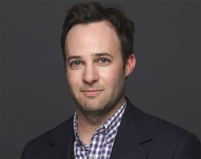"""<strong>Danny Strong, writer/director of """"Rebel in the Rye""""</strong>"""