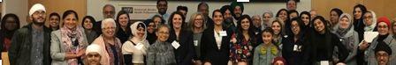 Participants at the National Interfaith Anti-bullying Summit 2017