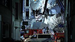 Κατάρρευση κτιρίου μετά από έκρηξη στην Αμβέρσα. 2