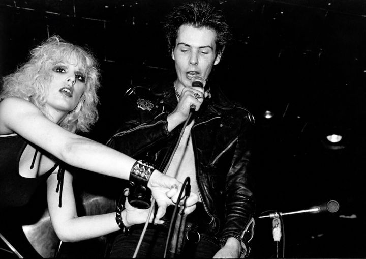 Sid Vicious' girlfriend Nancy Spungen was killed at the Chelsea Hotel in room 100.