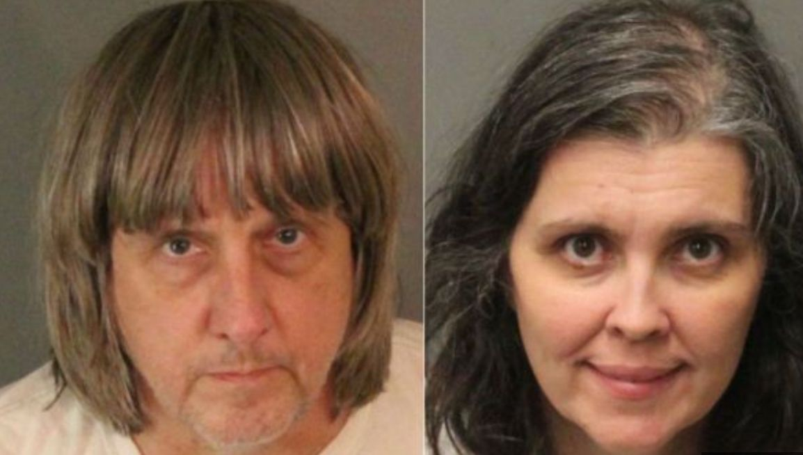 Parents Arrested After Children Found 'Shackled To Their Beds With Chains And