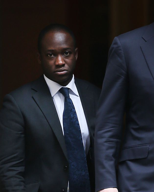 Sam Gyimah was moved to become Universities Minister in Theresa May's January
