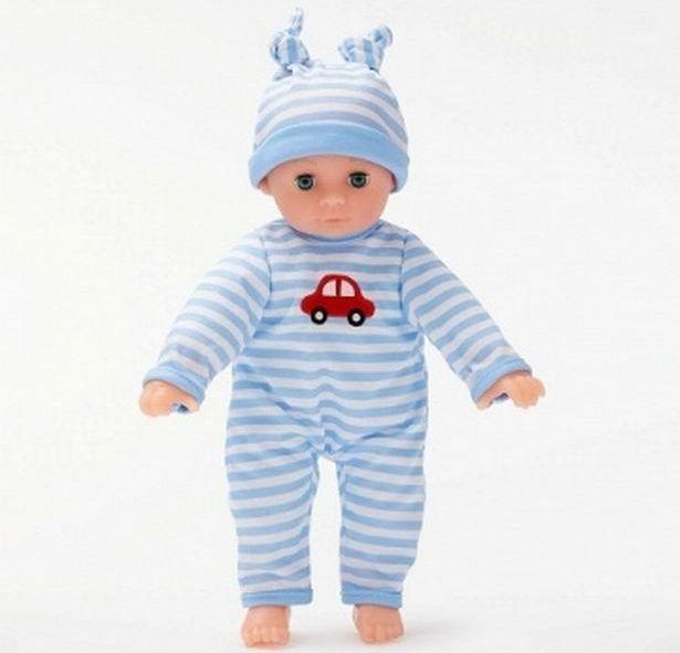 John Lewis Recalls Four Dolls From 'My First Doll' Collection Due To Choking