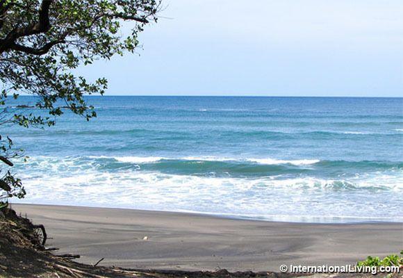 Playa Hermosa, Leon, Nicaragua.