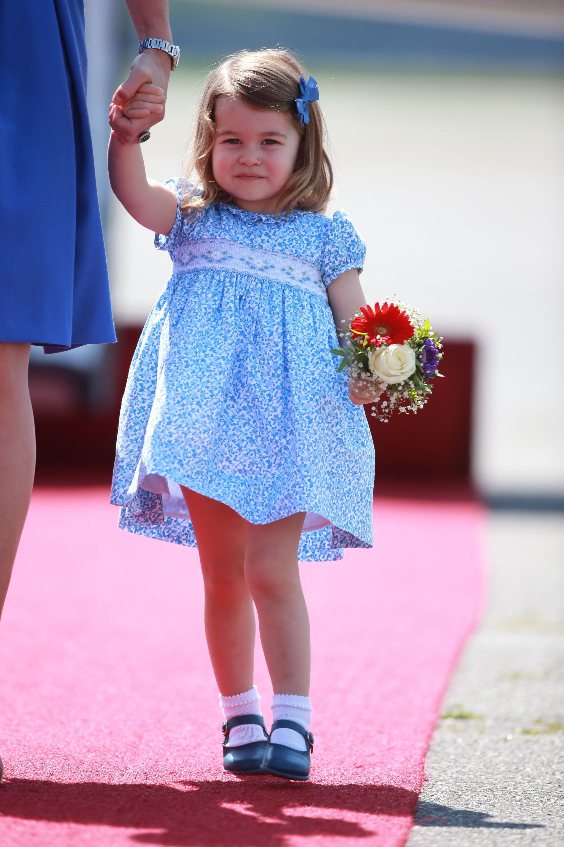 Princess Charlotte Described As 'Bossy' For Looking After Prince George: Here's Why That's