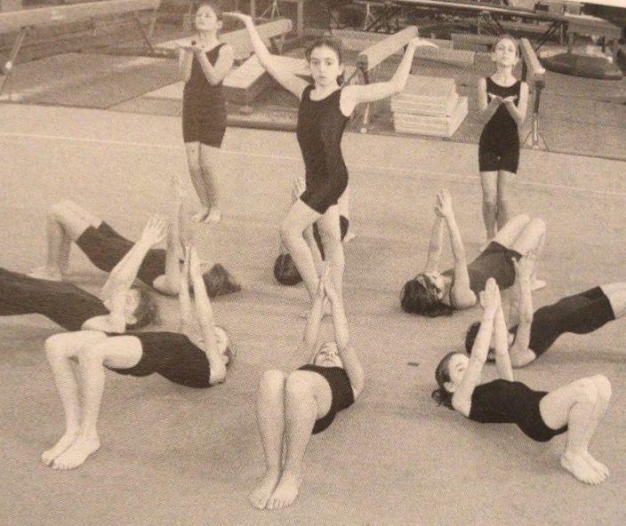 Gulliver South Miami Gymnastics School, 2004
