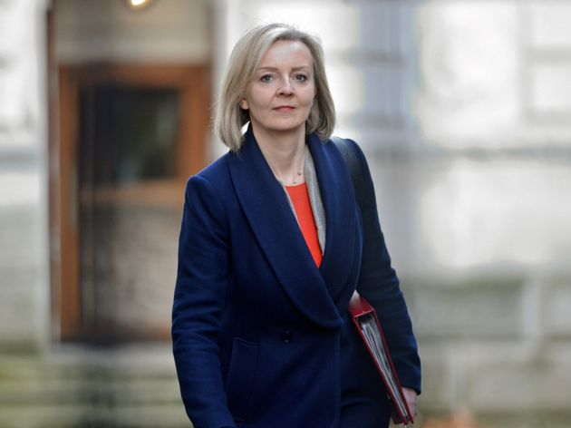 Chief Secretary to the Treasury Liz Truss' department was accused of being