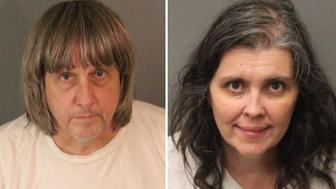 David Allen Turpin 57 and Louise Anna Turpin 49 were each ordered held on 9 million bail