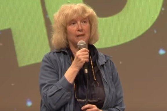 NEC member Ann