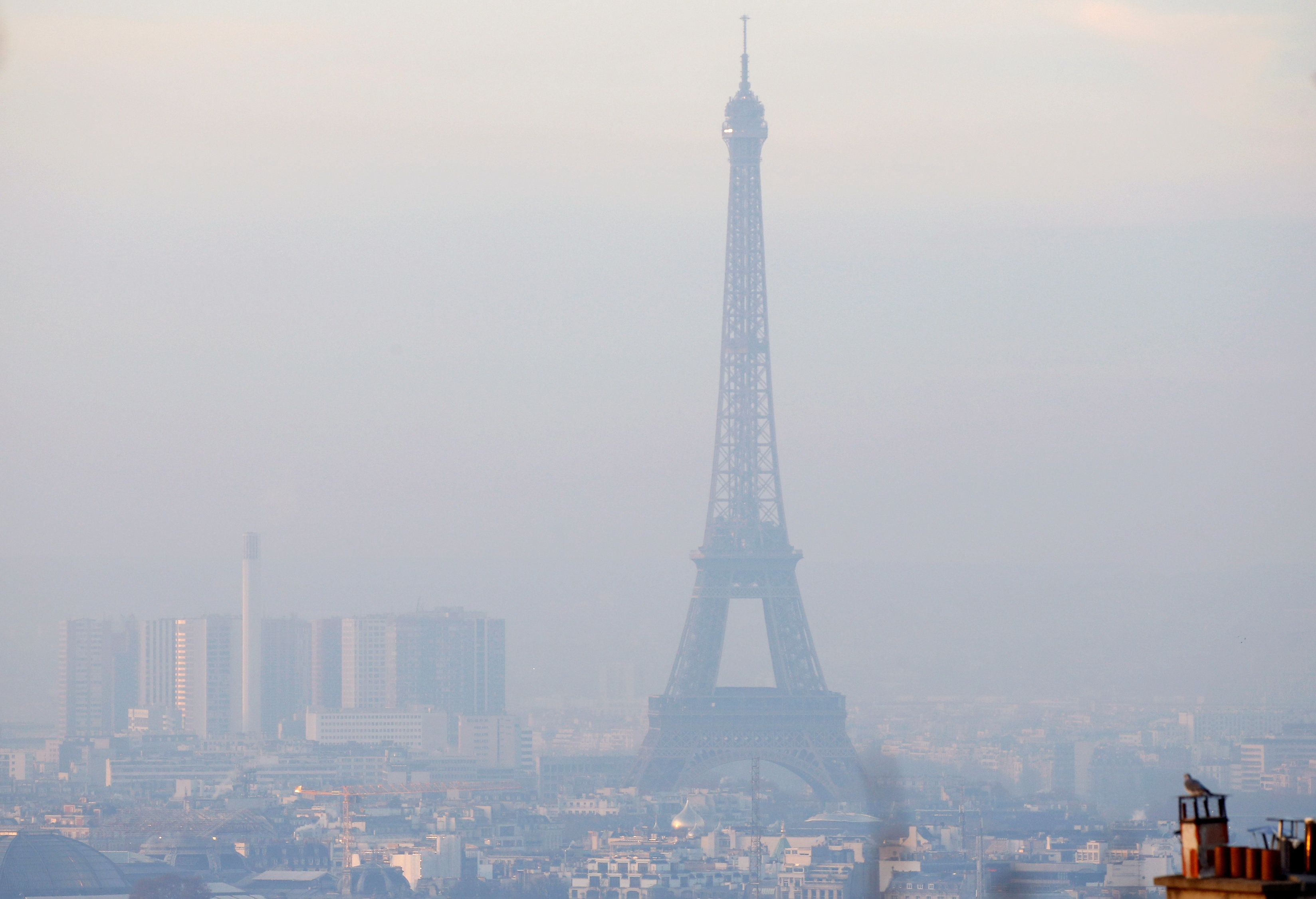 Paris is among the cities that hasjoinedtheC40 Green & Healthy Streets Declaration.