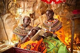 BOMA Project business owners, northern Kenya