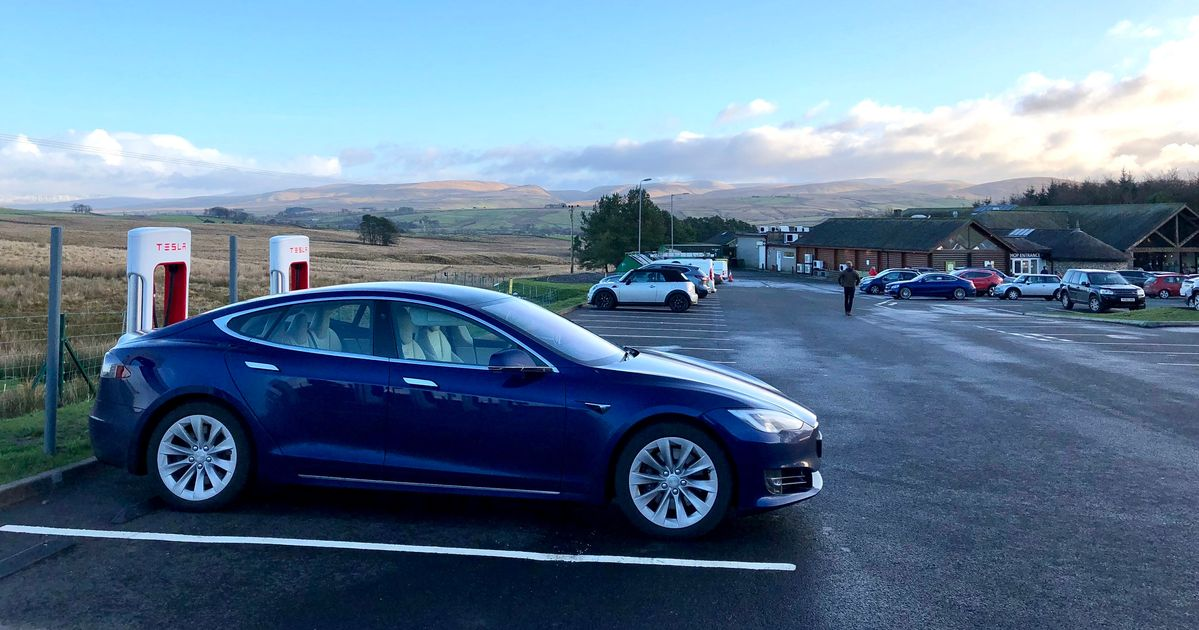 Tesla Model S: The HuffPost Verdict On The Electric Car ...