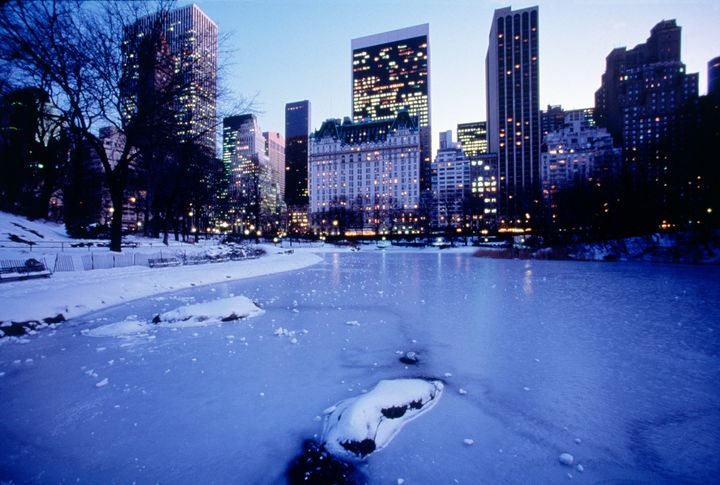 Its Weird That American Restaurants Serve Ice Water In Winter