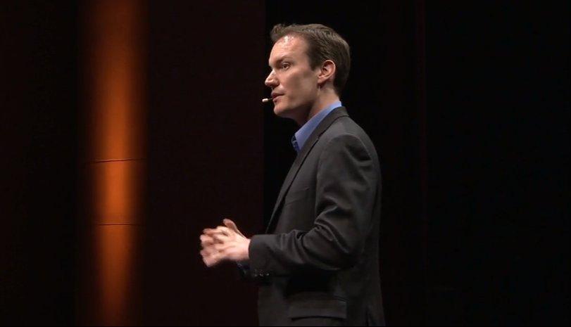 In einemviel beachteten TED-Talksprach ProfessorShawn Achorüber seine jahrelange