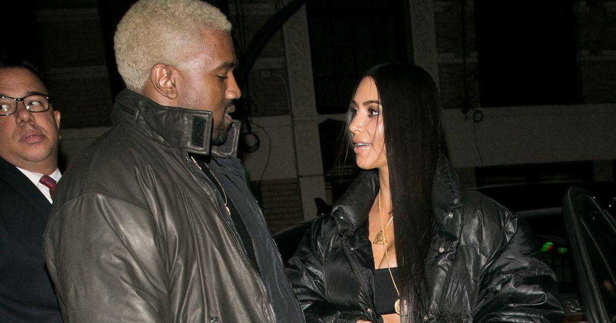 Kim Kardashian And Kanye West Welcome Baby Girl Via Surrogate