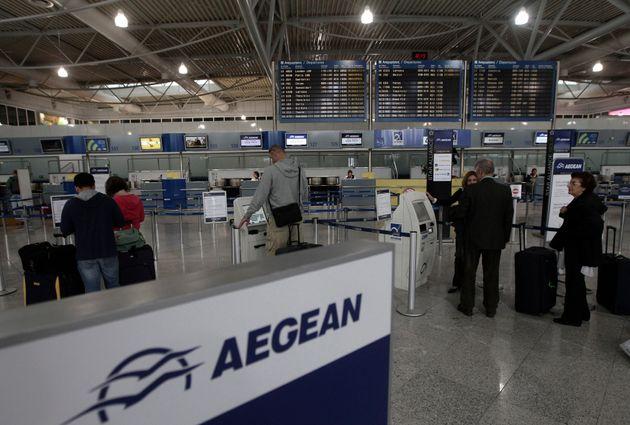 ΥΠΑ: 58 εκατ. επιβάτες διακινήθηκαν το δωδεκάμηνο του 2017 στα