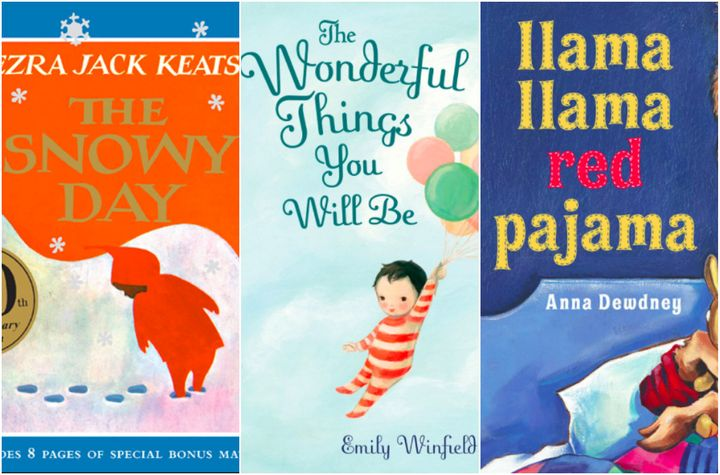 We asked the HuffPost Parents community about their favorite kids' books they like to give at baby showers.