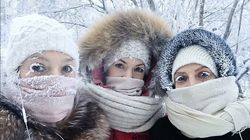 Kinder bekommen schulfrei, Thermometer kapituliert: Kältewelle erfasst kältesten Ort der