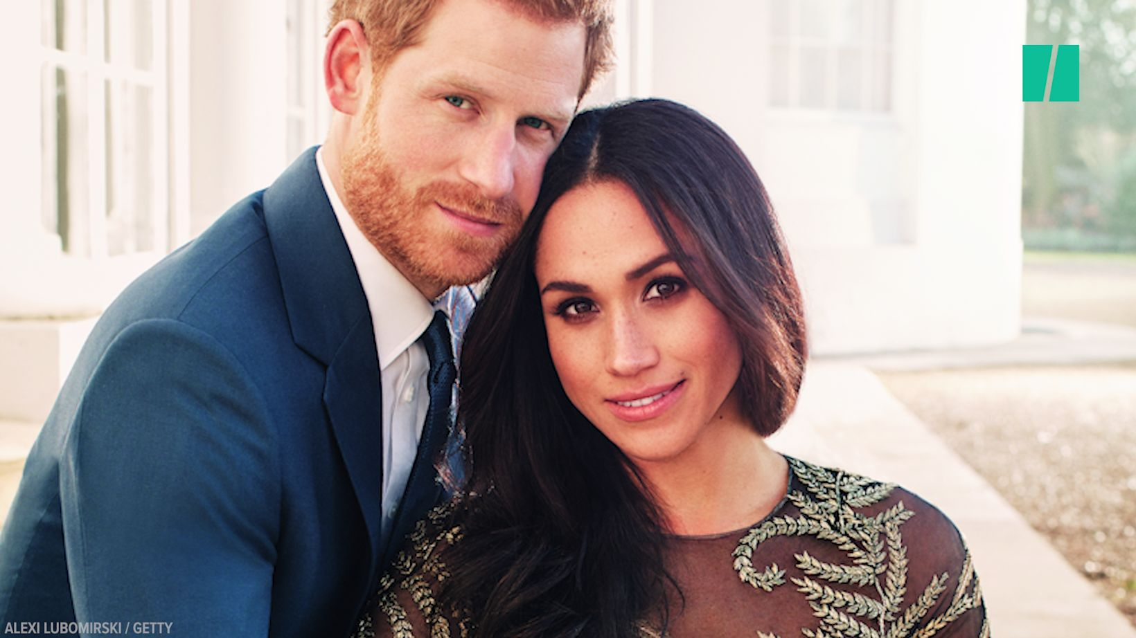 The Trailer For Prince Harry and Meghan Markle's Lifetime Movie Is Something