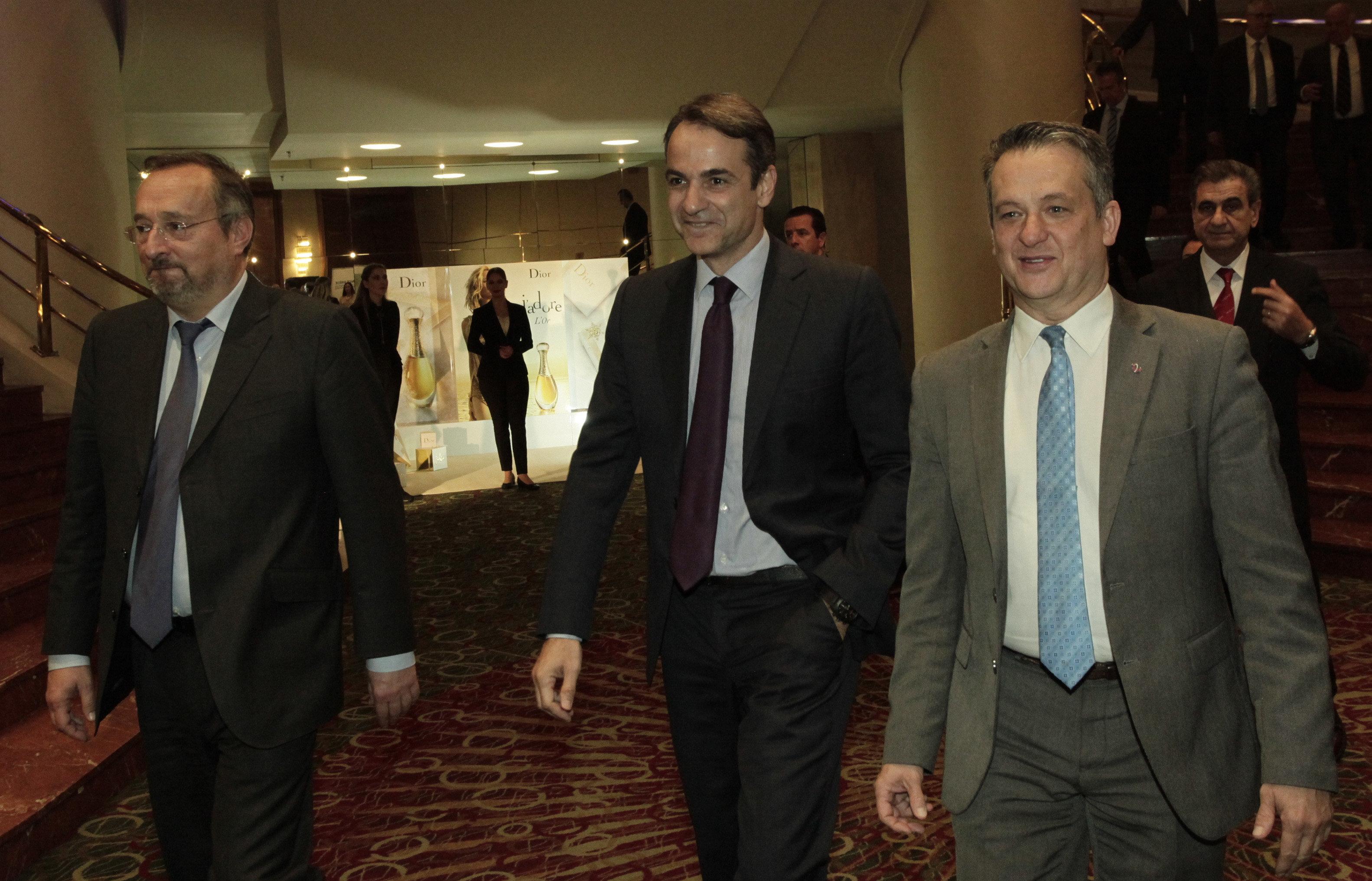Μητσοτάκης: Η κυβέρνηση υπονομεύει την ανάπτυξη