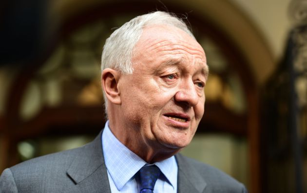 Ken Livingstone, who still faces a fresh investigation for alleged