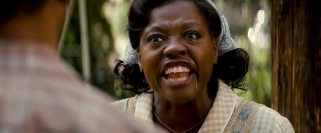 Viola Davis in <em>Fences</em>