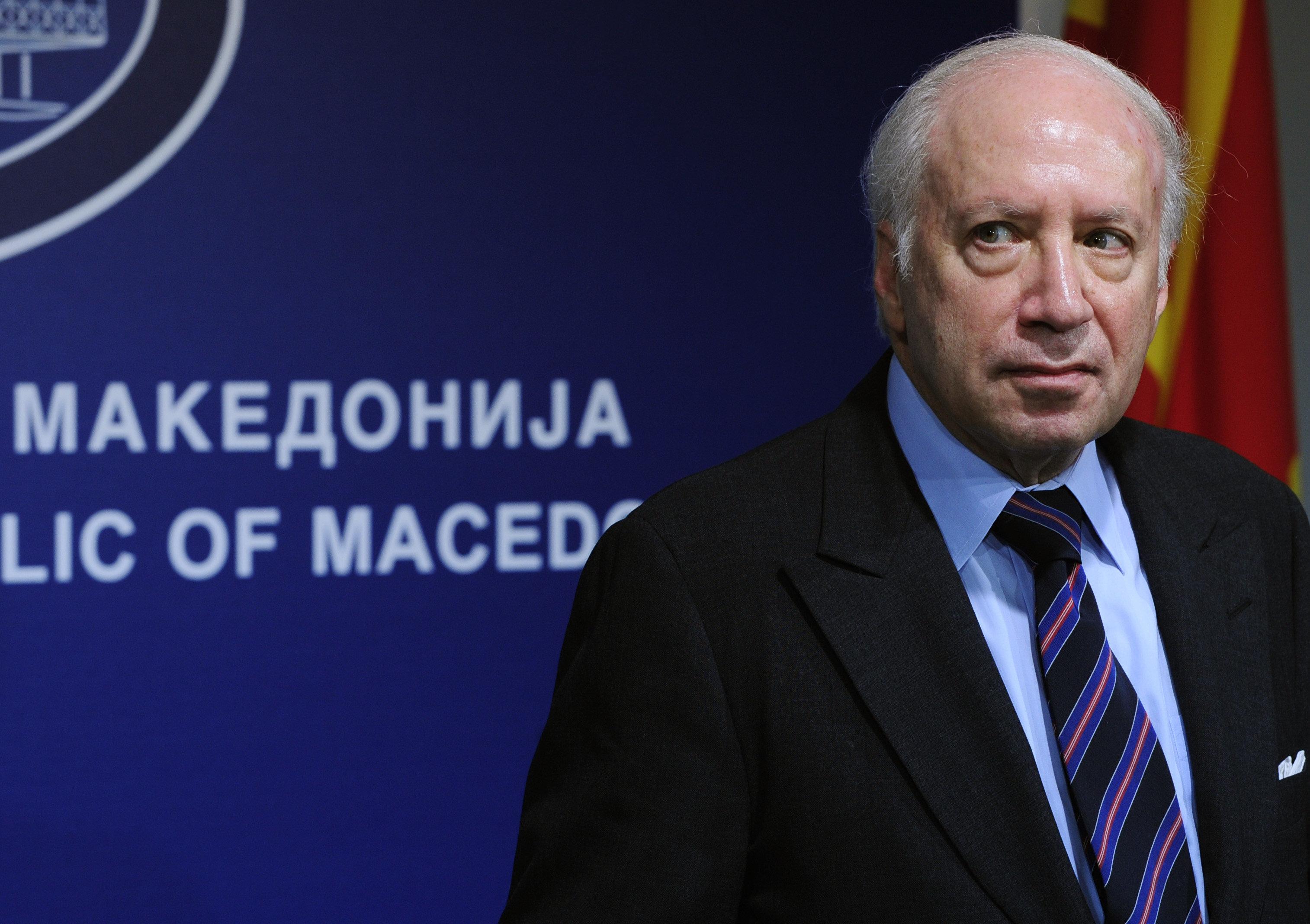 Νίμιτς: Η λέξη «Μακεδονία» είναι συνδεδεμένη με την ΠΓΔΜ. Η πρόταση θα είναι