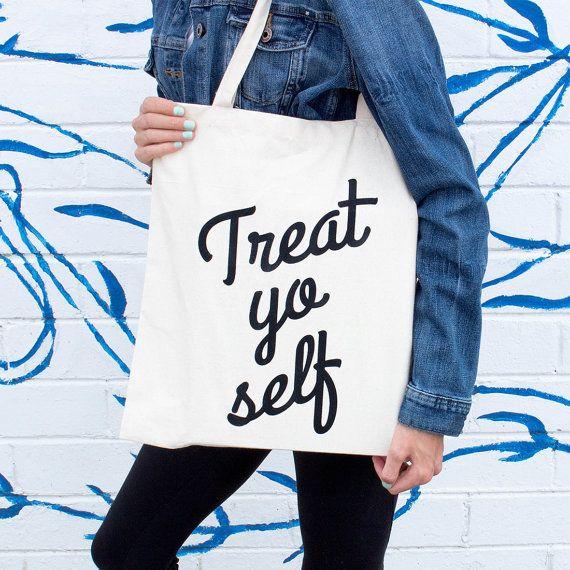 "Get it <a href=""https://www.etsy.com/listing/231009611/galentines-day-gift-treat-yo-self-tote?ga_order=most_relevant&ga_s"