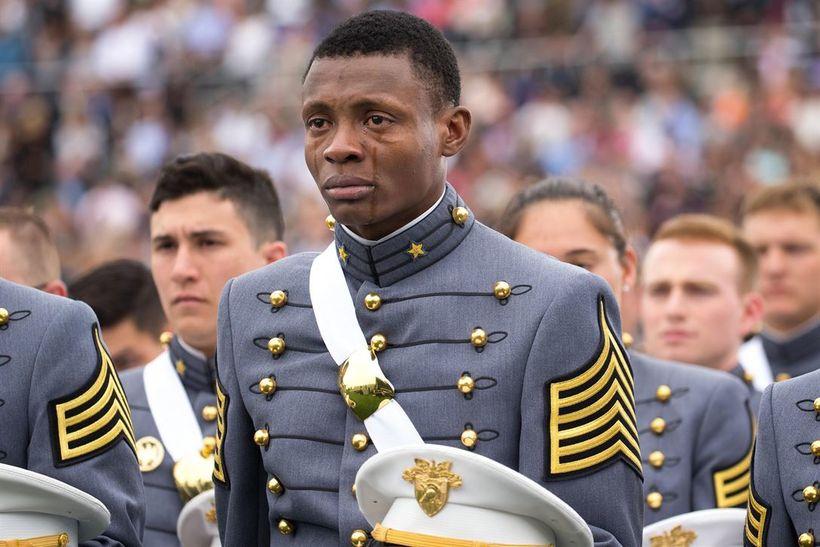 <em>West Point Cadet Alix Idrache</em>