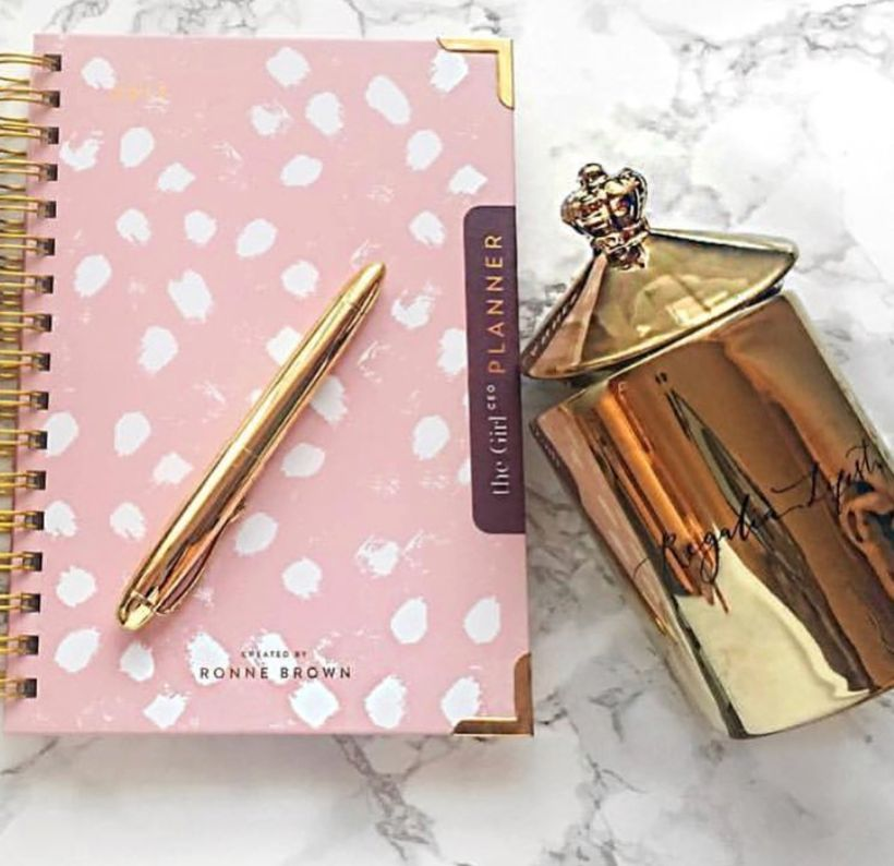 Brown's GirlCEO Planner