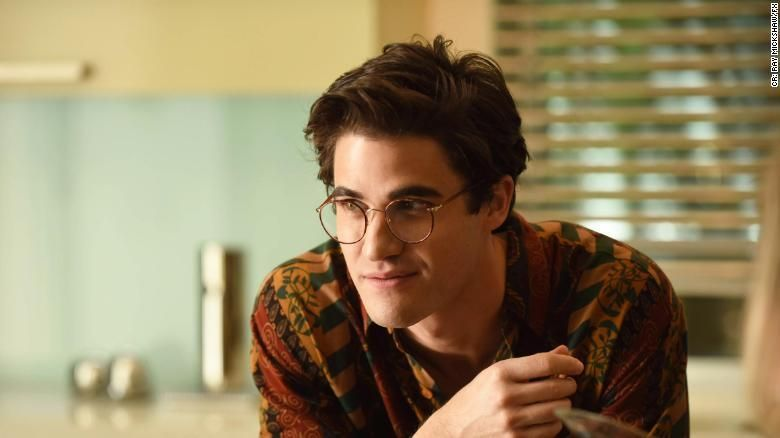 """Darren Criss in """"The Assassination of Gianni Versace: American Crime Story"""""""
