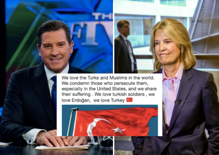 Two Former Fox Hosts Simultaneously Hacked by Turkish Accounts