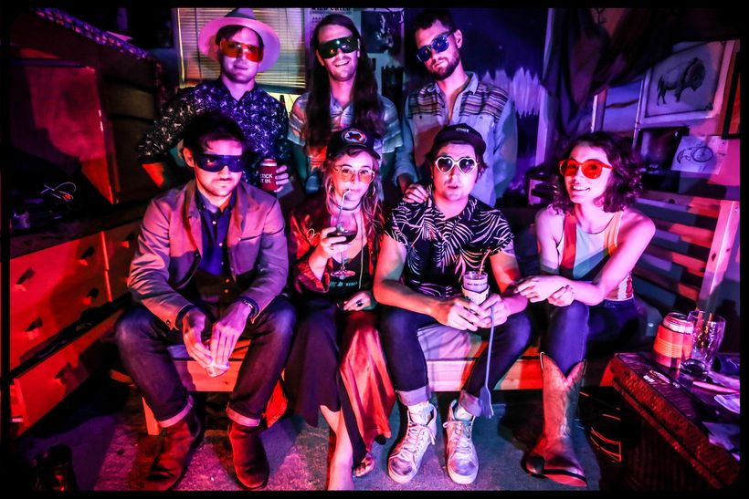 Now a seven-piece pop mini-orchestra, Wild Child is an Austin, Texas-based act founded in 2010 by Kelsey Wilson and Alexander