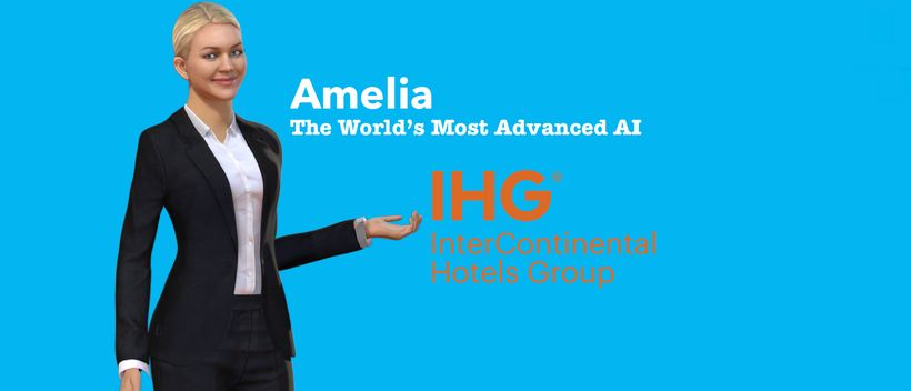 Artificial Intelligence at InterContinental Hotels Group, A