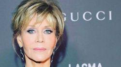 Η Jane Fonda αναρτά «πριν & μετά» φωτογραφίες και τα social media την