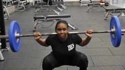Gym Buddies #19: This Inspirational Woman Didn't Let Her Injury Stop Her Working