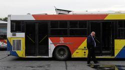 Λεωφορείο του ΟΑΣΘ έμεινε μπλοκαρισμένο για σχεδόν 10 ώρες εξαιτίας παράνομα παρκαρισμένου