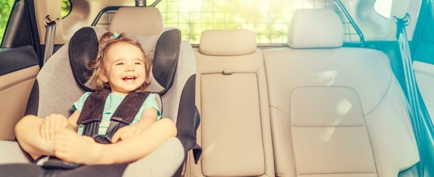 Car Seat Safety: Experts Issue Warning Over 'Common Headrest Mistake' Parents