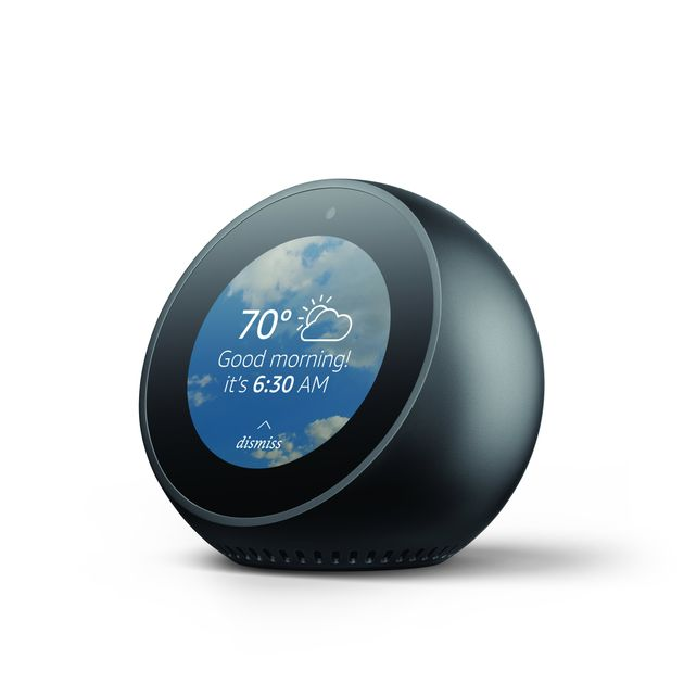 Amazon Echo Spot Could Be An Alarm Clock For The 21st