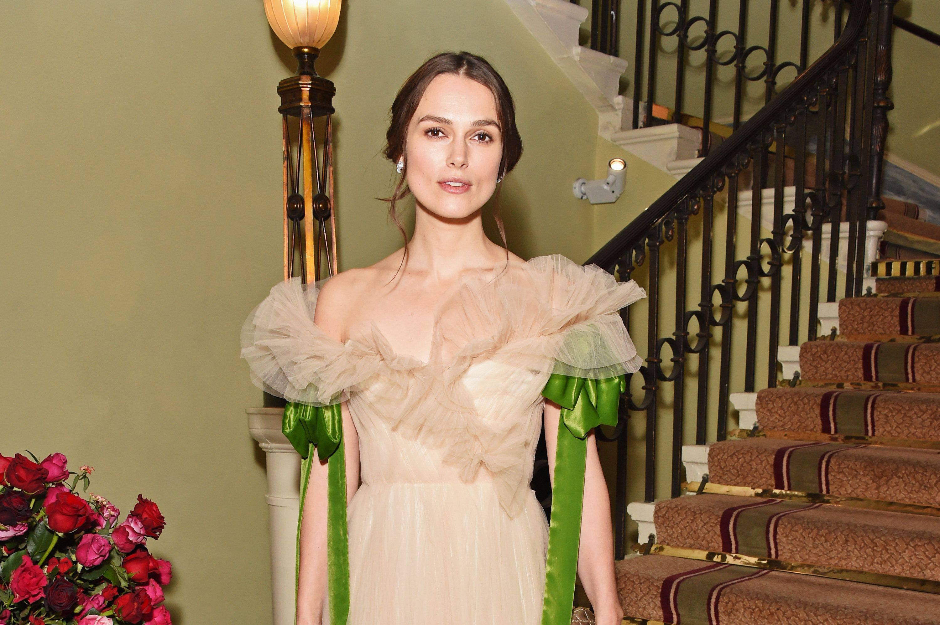 Keira Knightley Stopped Doing Modern-Day Films Because 'Female Characters Nearly Always Get